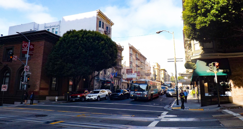 Grant Hotel San Francisco