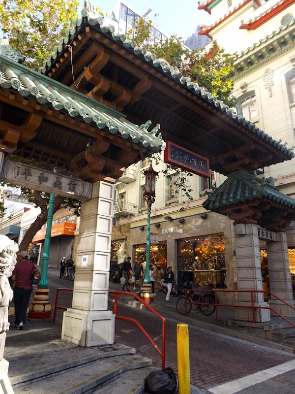 Dragon´s Gate: de poort die toegang biedt tot China Town