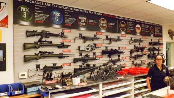Assortiment van The Gun Store