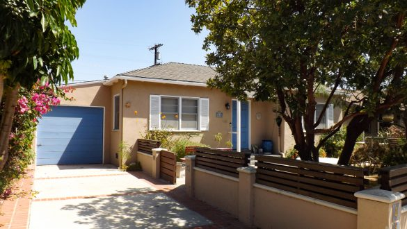 Onze Airbnb in Los Angeles