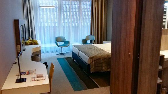 Hotelkamer Strandhotel Golfzang