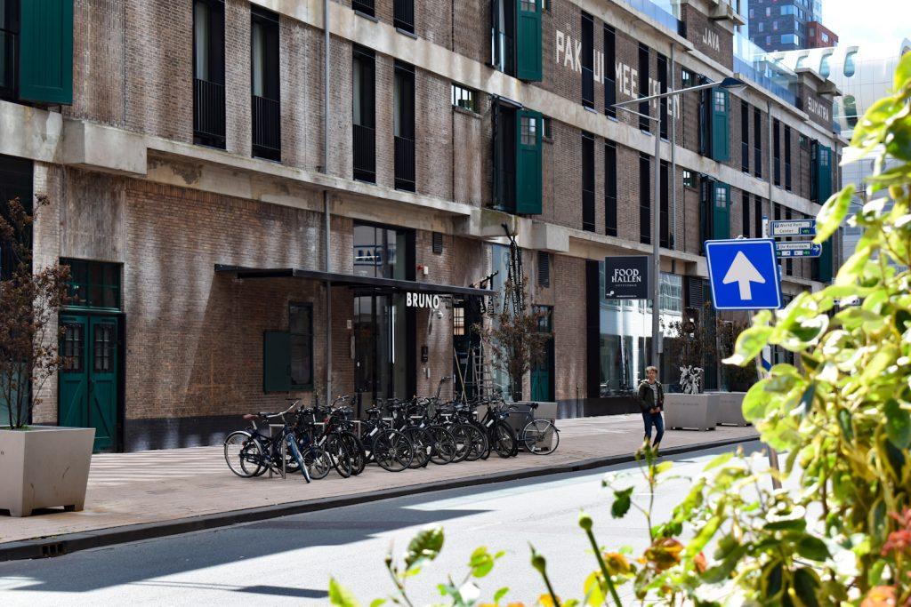Hotel Bruno op de Kop van Zuid
