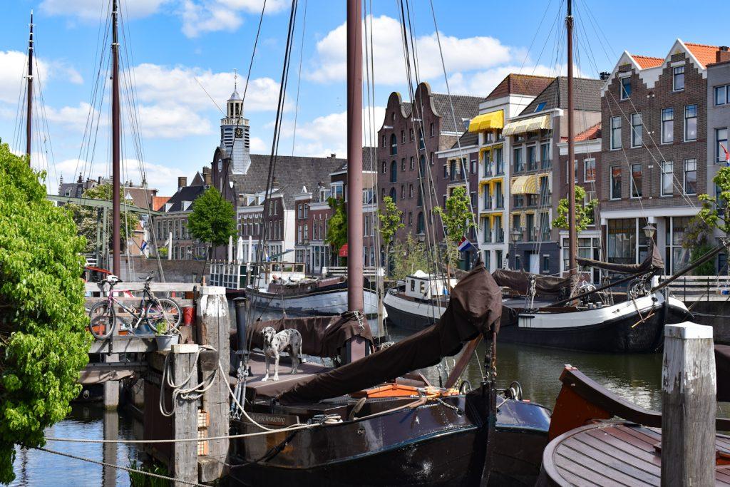 De oude Delfshaven