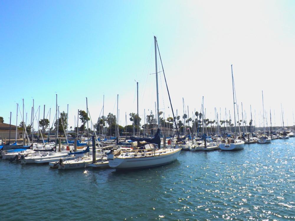 De haven Marina Del Rey