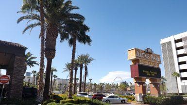 ingang van alexis park all suite resort