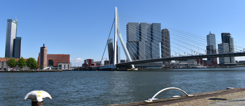 Enkele bekende bouwwerken in Rotterdam