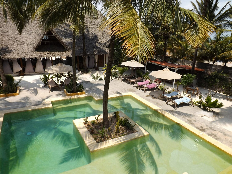 ons hotel op Zanzibar